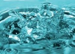 DI Water Wettability