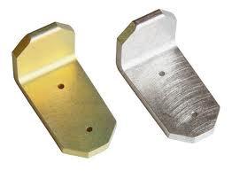 Chromated Aluminum Parts