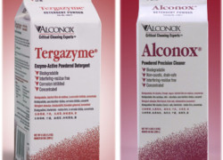 Tergazyme and Alconox