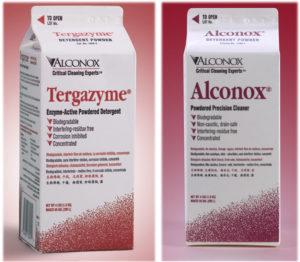 Tergazyme and Alconox