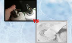 soap vs detergent