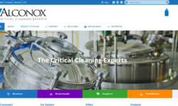 Alconox, Inc. Website