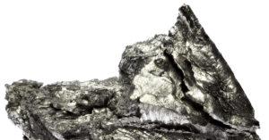 99.95 fine lutetium isolated on white background