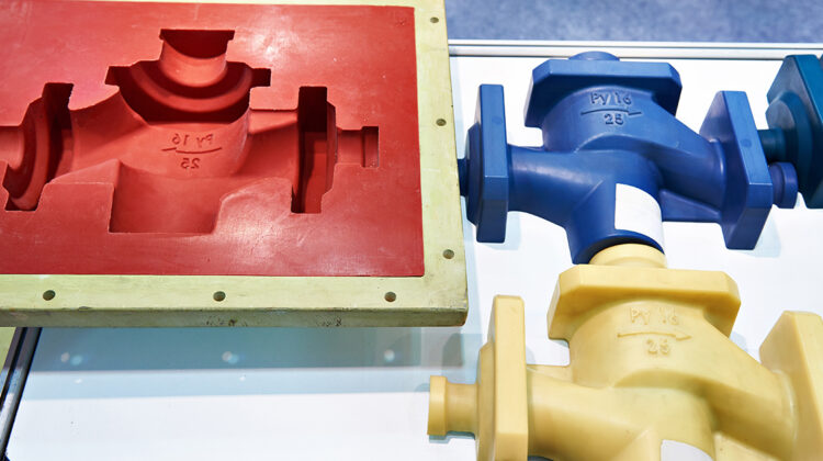 molds for casting and plastic products